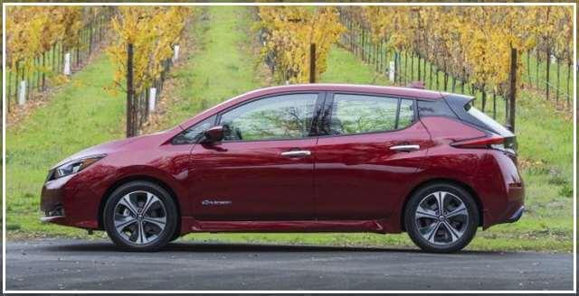 Технические характеристики Nissan Leaf SL
