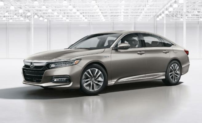 Расход новой Honda Accord Hybrid немного увеличился