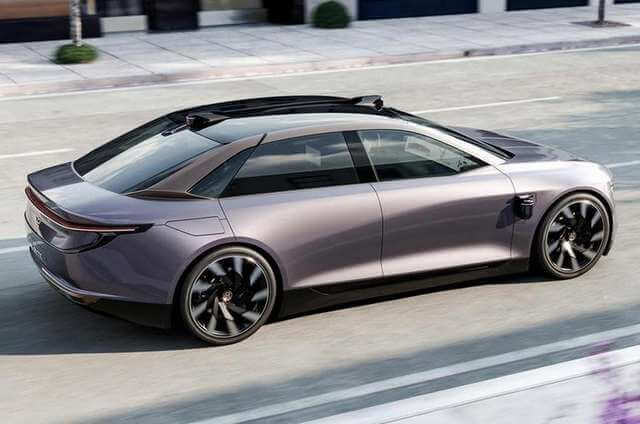 Автомобиль Byton K-byte появится в 2021 году
