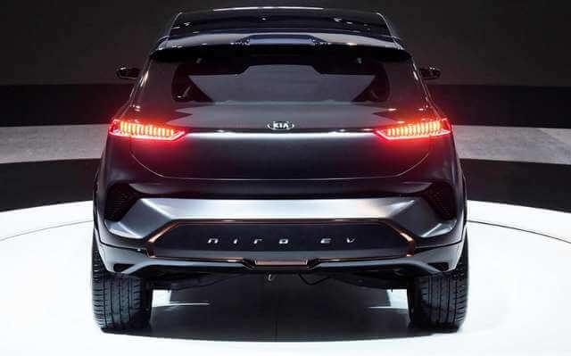 Электромобиль Kia Niro EV 2018