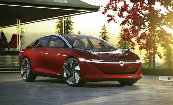 Для улучшения аккумуляторов Volkswagen будут использовать квантовые компьютеры